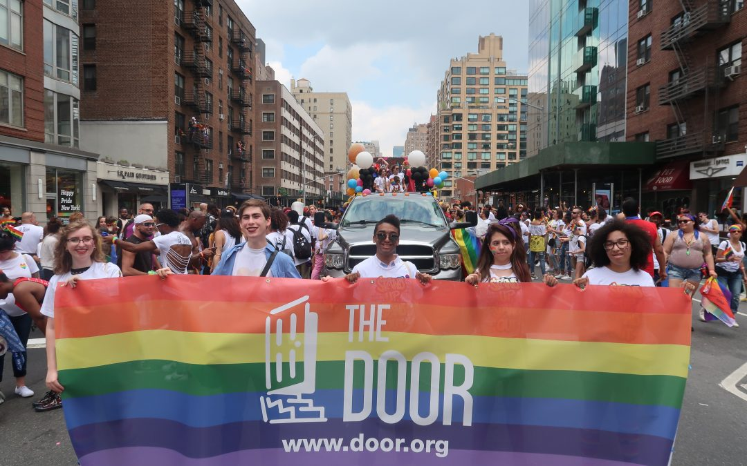 NYC Pride 2018 – The Door