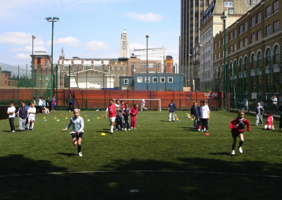 OUTDOOR SPORTS PITCHES