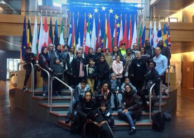 Parlement Européen-Conseil de l'Europe