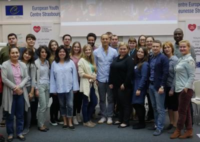 Parlement européen & Conseil de l'Europe