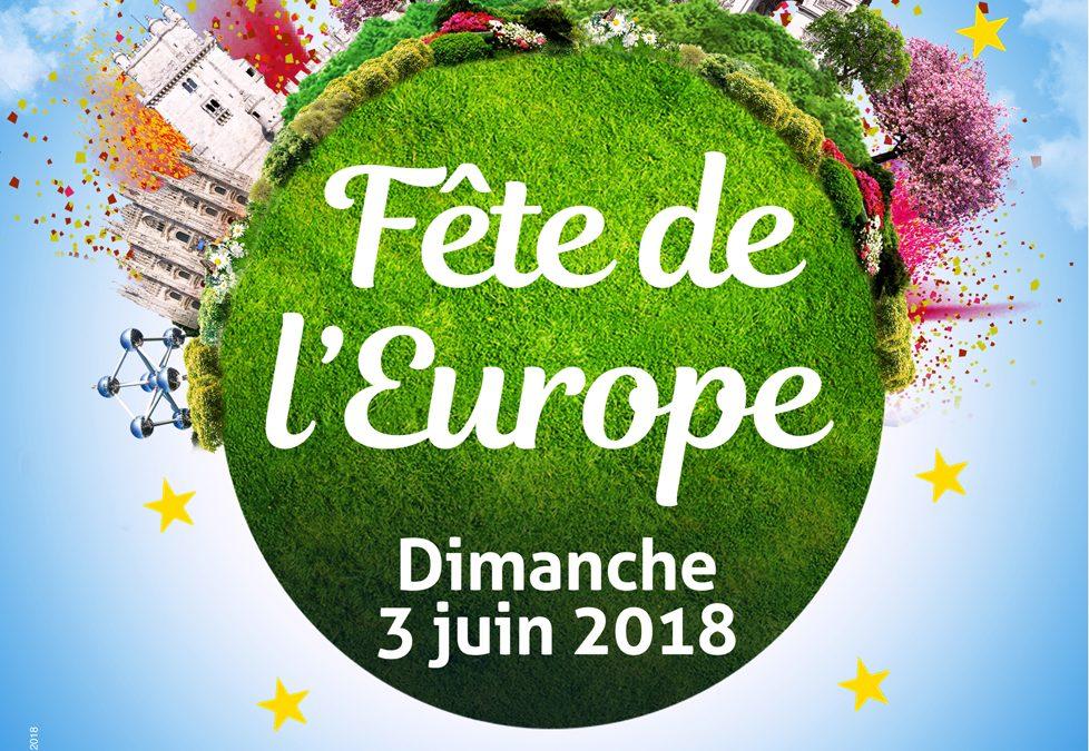 Fête de l'Europe 2018